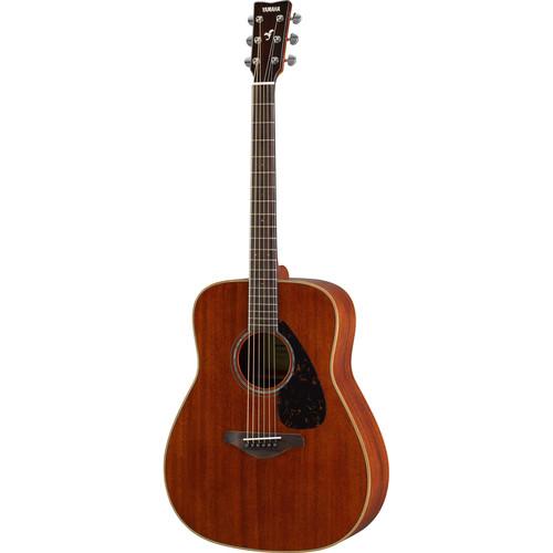 Yamaha FG850 FG Series Dreadnought-Style Acoustic Guitar (Natural)