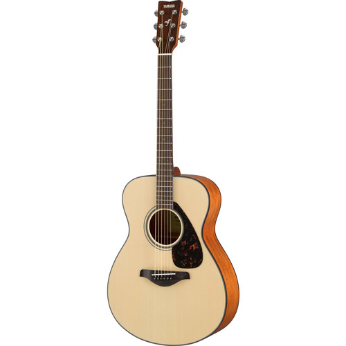 Yamaha FS800 FS Series Concert-Style Acoustic Guitar (Natural)