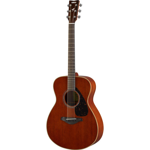 Yamaha FS850 FS Series Concert-Style Acoustic Guitar (Natural)