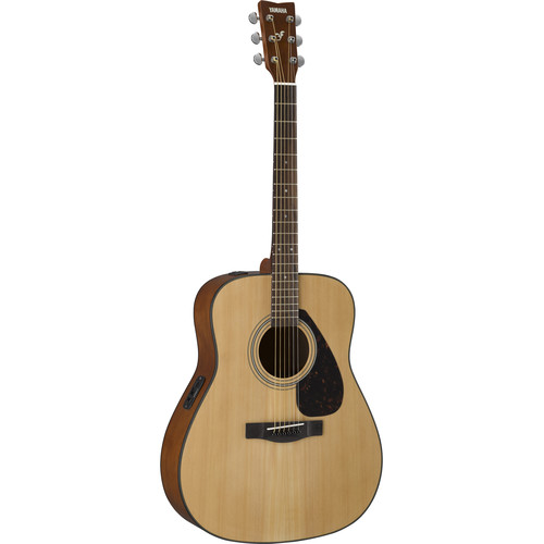 Yamaha FX325A FX Series Acoustic/Electric Guitar (Natural)