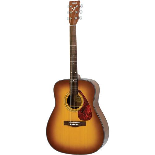 Yamaha Gigmaker Standard Acoustic Bundle - F325 Acoustic Guitar & Accessories (Tobacco Sunburst)