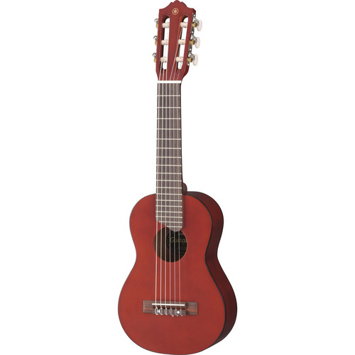 Yamaha GL1 Guitalele Guitar Ukulele (Persimmon Brown)