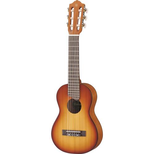 Yamaha GL1 Guitalele Guitar Ukulele (Tobacco Sunburst)