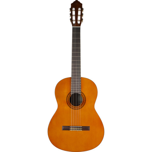 Yamaha C40 PKG - C40 Nylon-String Classical Guitar with Tuner & Accessories