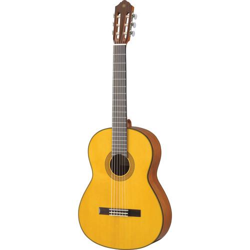 Yamaha CG142SH Nylon-String Classical Guitar