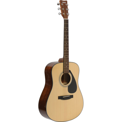 Yamaha Gigmaker Standard Acoustic Bundle - F325 Acoustic Guitar & Accessories (Natural)
