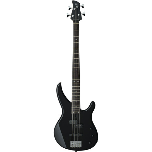 Yamaha TRBX174 4-String Electric Bass (Black)