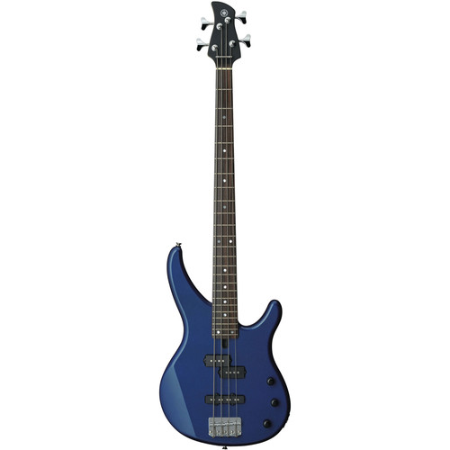 Yamaha TRBX174 4-String Electric Bass (Dark Blue Metallic)
