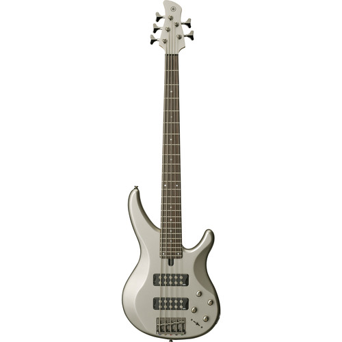 Yamaha TRBX305 5-String Electric Bass Pewter