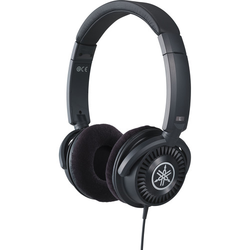 Yamaha HPH-150B Open-Air Stereo Headphones (Black)