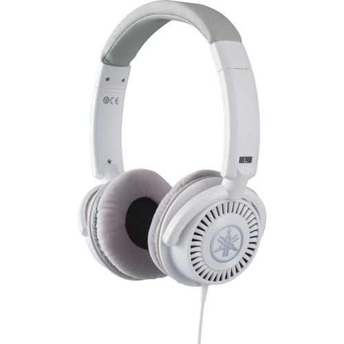 Yamaha HPH-150WH Open-Air Stereo Headphones (White)