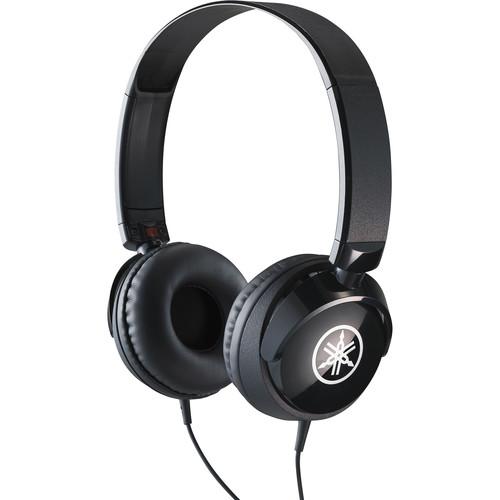 Yamaha HPH-50B Compact Stereo Headphones (Black)