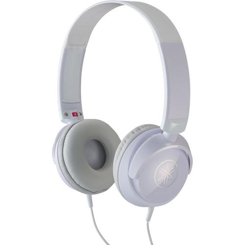 Yamaha HPH-50WH Compact Stereo Headphones (White)