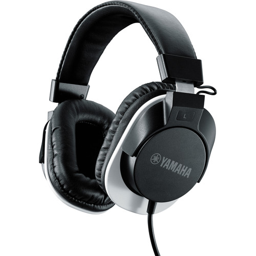 Yamaha HPH-MT120 Studio Monitor Headphones (Black)