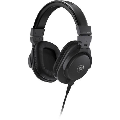 Yamaha HPH-MT5 Studio Monitor Headphones (Black)