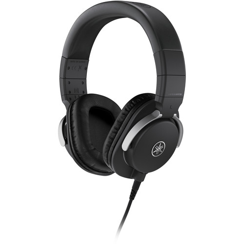 Yamaha HPH-MT8 Studio Monitor Headphones (Black)