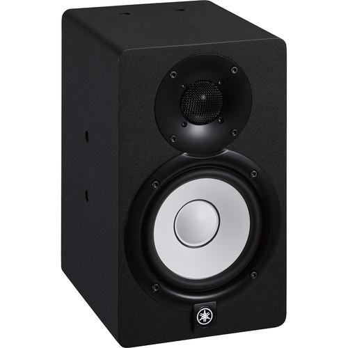 Yamaha HS5I 2-Way Bi-Amped Powered Studio Monitor (Black)