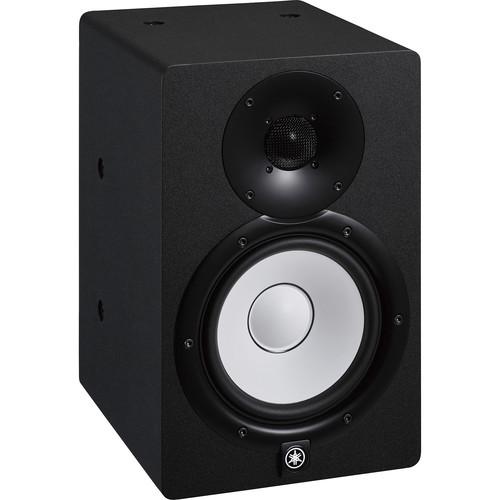 Yamaha HS7I 2-Way Bi-Amped Powered Studio Monitor (Black)