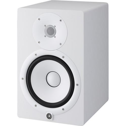 Yamaha HS8 Powered Studio Monitor (Single, White)