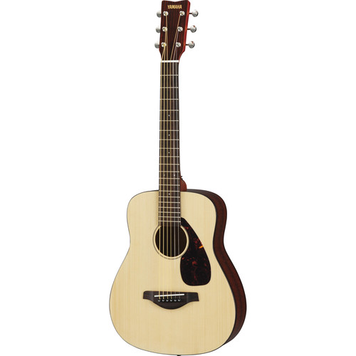 Yamaha JR2S Solid-Top 3/4-Size Acoustic Guitar (Natural)