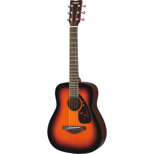Yamaha JR2S Solid-Top 3/4-Size Acoustic Guitar (Tobacco Sunburst)