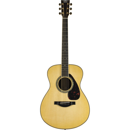 Yamaha Small Body Acoustic Solid E-Spruce Top&Rosewood Back&Sides,Passive Piezo Pickup Hard Bag (Natural)