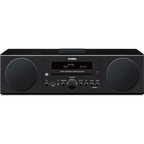 Yamaha MCR-042 Micro Component System (Black)