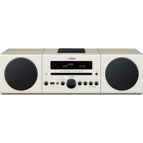 Yamaha MCR-042 Micro Component System (White)