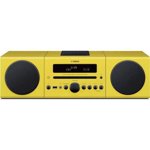 Yamaha MCR-042 Micro Component System (Yellow)