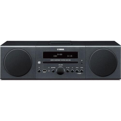 Yamaha MCR-B142 Micro Component System (Dark Gray)