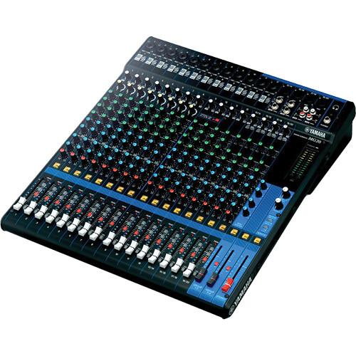 Yamaha MG20 - 20-Input Mixer