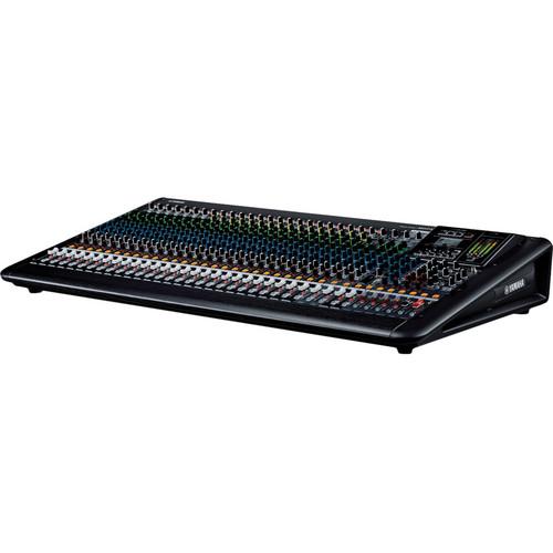 Yamaha MGP32X 32-Channel Analog Mixer Kit with Flight Case