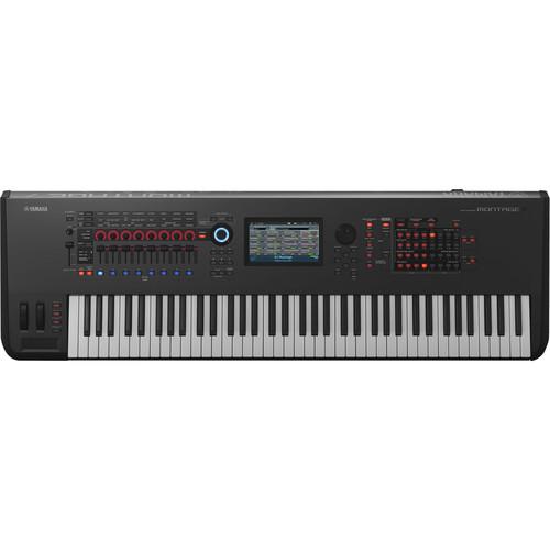 Yamaha Montage 7 - 76-Key Workstation Synthesizer