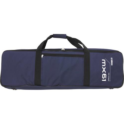 Yamaha MX61 Bag for MX61 Music Synthesizer (Blue)