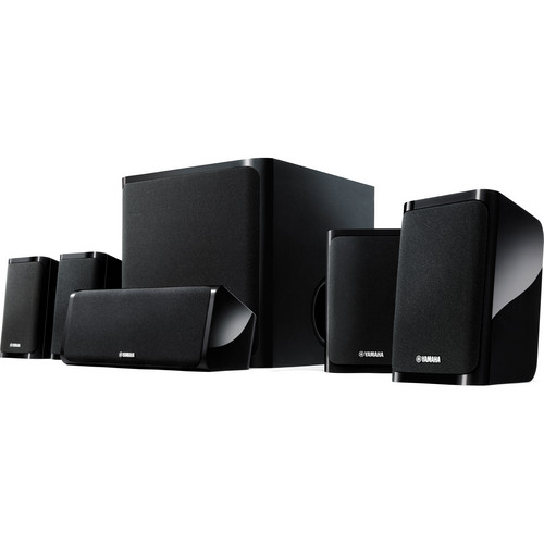 Yamaha NS-P40 5.1-Channel Speaker System