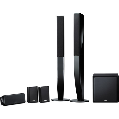 Yamaha NS-PA40 5.1-Channel Speaker System (Black)