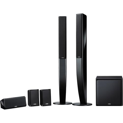 Yamaha NS-PA40 5.1-Channel Speaker System (Black)