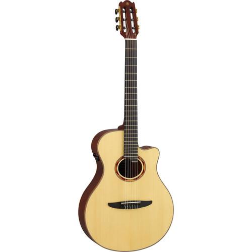 Yamaha NTX5 NX Series Acoustic-Electric Classical Guitar (Natural)
