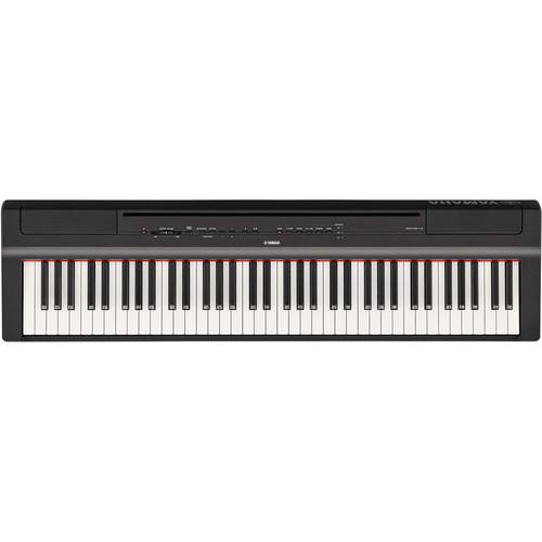 Yamaha P-121 73-Key Digital Piano (Black)