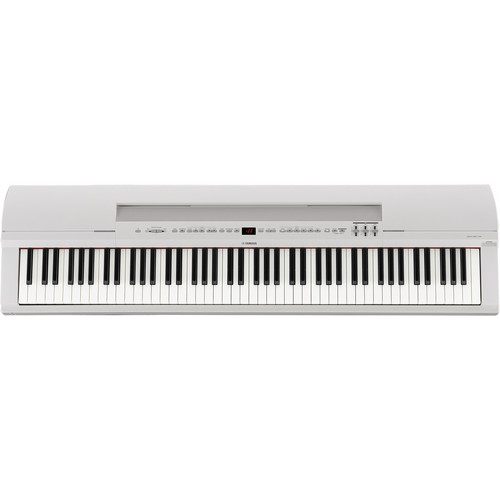 Yamaha P-255WH - Digital Piano (White)
