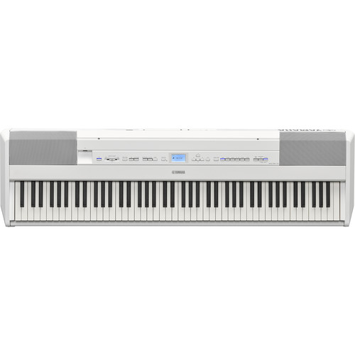 Yamaha P-515 88-Key Portable Digital Piano (White)
