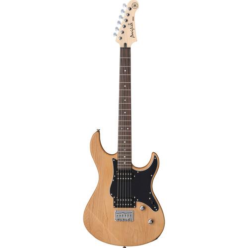 Yamaha PAC120H YNS Electrc Guitar- Pacifca - Natural