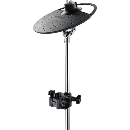 "Yamaha PCY90AT 10"" Cymbal Pad with Rack Mount Attachment"