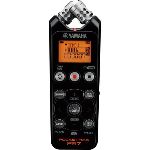 Yamaha PR7 Pocket Recorder