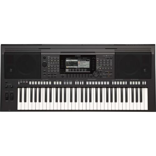 Yamaha PSR-S770 Arranger Workstation Value Bundle