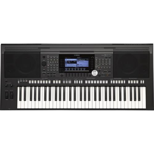 Yamaha PSR-S970 Arranger Workstation Value Bundle