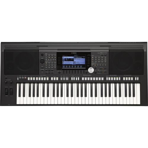 Yamaha PSR-S970 Arranger Workstation Value Bundle