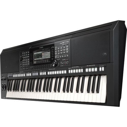 yamaha psr s775 arranger workstation keyboard psrs775 b h. Black Bedroom Furniture Sets. Home Design Ideas