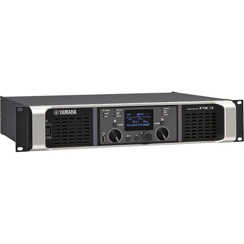 Yamaha PX3 Stereo Power Amplifier (300W at 8 Ohms)