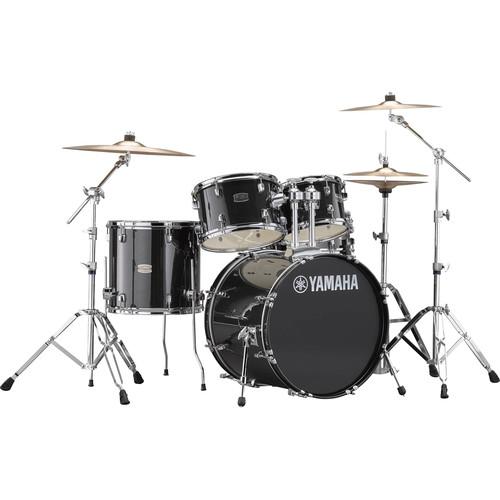 Yamaha RDP0F5 Rydeen Drum Kit (Black Glitter)
